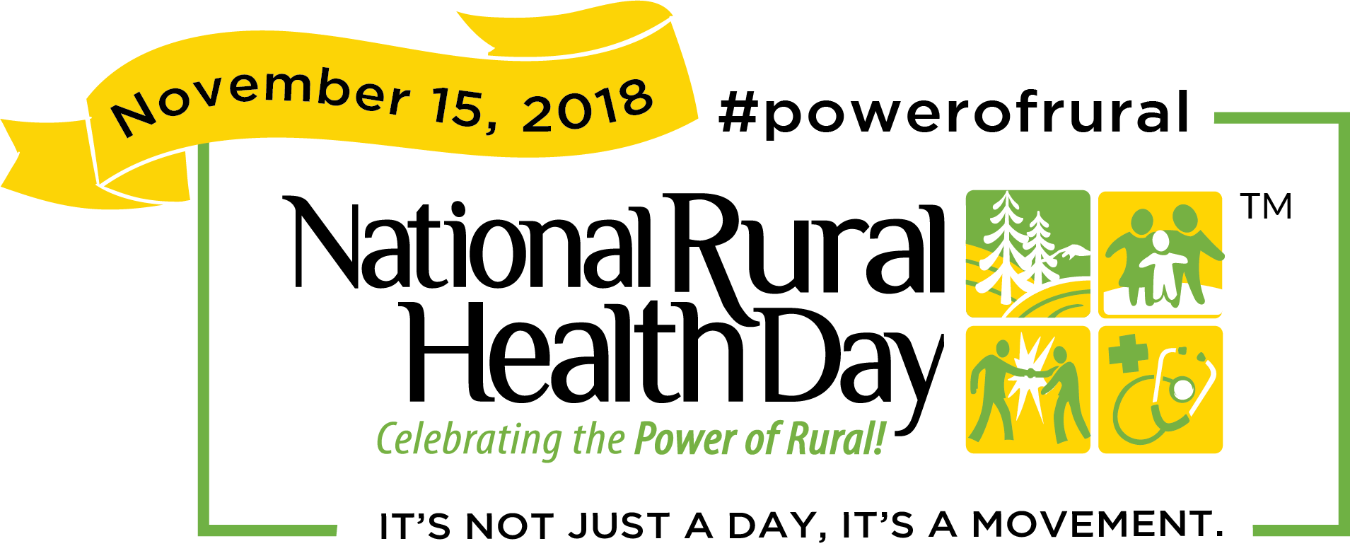 November 15, 2018 is National Rural Health Day