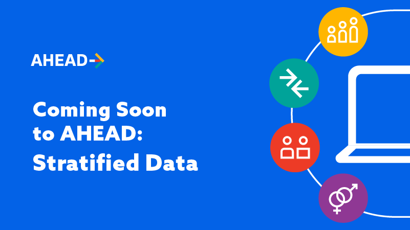 Coming Soon to AHEAD: Stratified Data