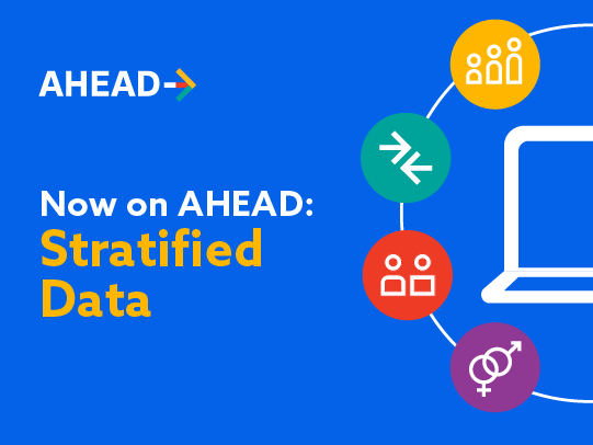Now on AHEAD: Stratified Data