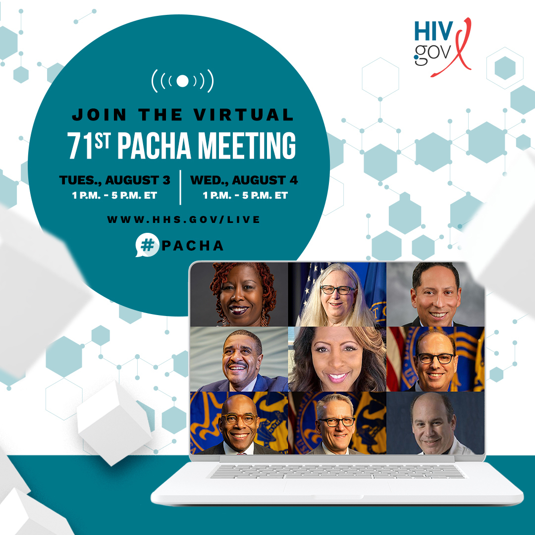 Join the Virtual 71st PACHA Meeting, August 3 and 4