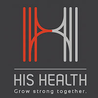 His Health Logo