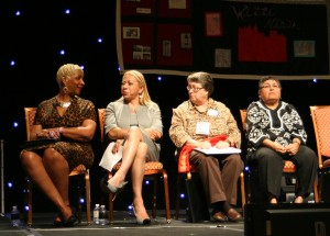 Women's Panel at USCA