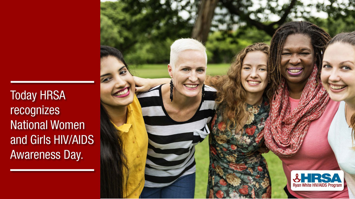 March 10th is National Women and Girls HIV/AIDS Awareness Day