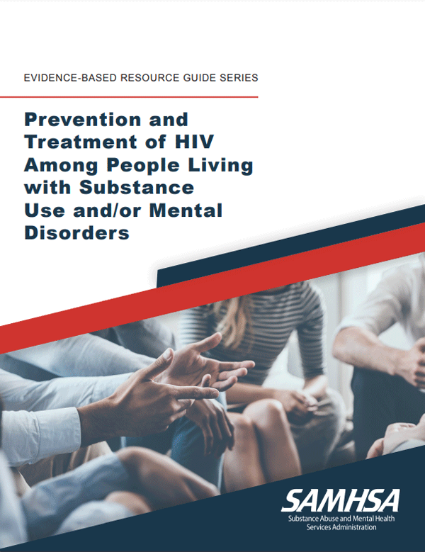 Prevention and Treatment of HIV Among People Living with Substance Use and/or Mental Disorders cover