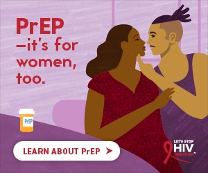 PrEP is for Women Too