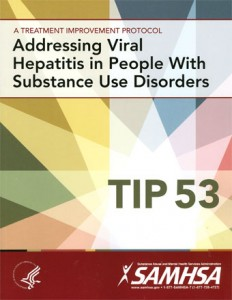 SAMHSA Addressing Viral Hepatitis in People With Substance Use Disorders
