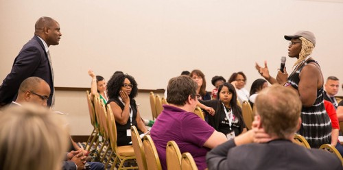 ONAP Director Douglas Brooks at NHAS Listening Session held at USCA 2015