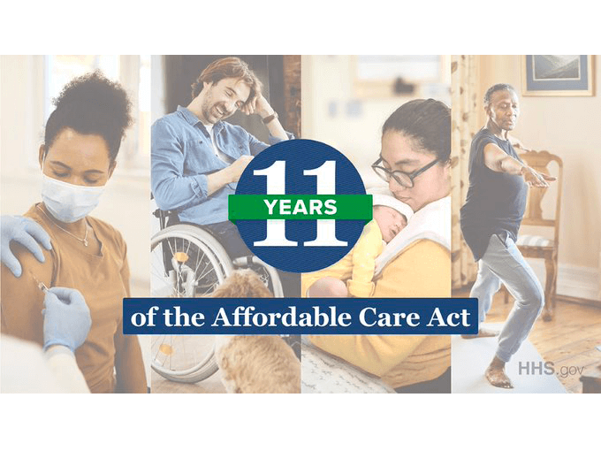 11 years of the Affordable Care Act