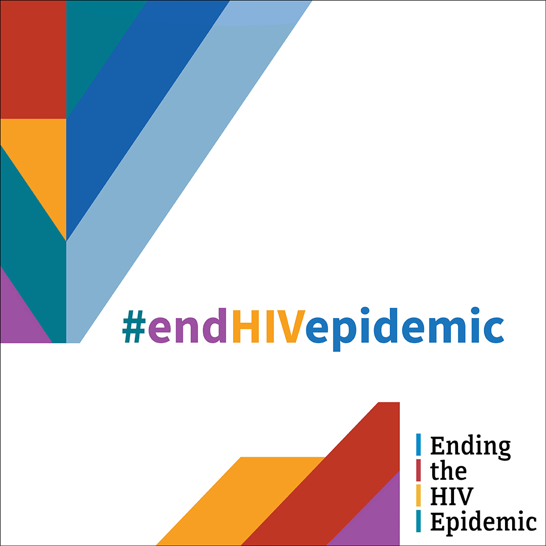 #endHIVepidemic Ending the HIV Epidemic