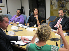 photos from NHAS implementation meeting