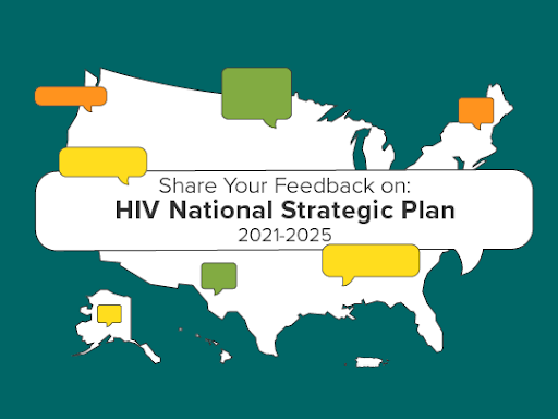 Share Your Feedback on: HIV National Strategic Plan, 2021-2025