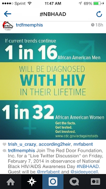 IG used to share facts