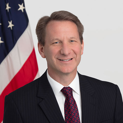 Ned Sharpless, MD, Acting Commissioner, Food and Drug Administration, HHS