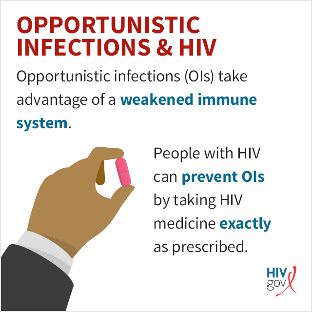 Opportunistic Infections and HIV