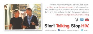 Start Talking, Stop HIV Campaign Image